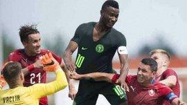 Чехия – Нигерия – 1:0 – видео гола и обзор матча