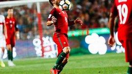Португалия дома разгромила Алжир