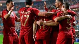 Португалия –Алжир –3:0– видео голов и обзор матча
