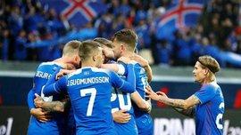 Товариські матчі: Ісландія не втримала перемогу над Ганою