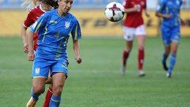 Жінки: Україна – Данія – 1:5 – відео голів та огляд матчу