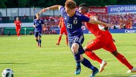 Швейцария – Япония – 2:0 – видео голов и обзор матча