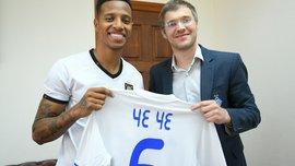 Че че стал 18 бразильцем Динамо в истории