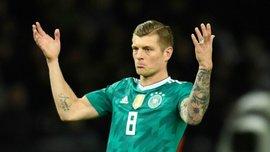 Кроос: Сборная Германии может играть лучше