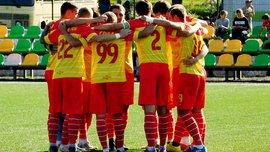 Інгулець-2 знявся з Другої ліги