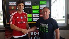 Шиндер став гравцем угорської Кішварди