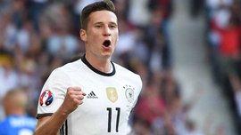 Дракслер: Отсутствие Сане никак не повлияет на его будущее в сборной Германии
