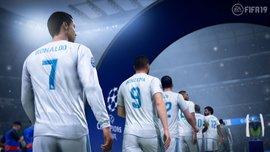 EA Sports підтвердив, що у  FIFA 19 з'явиться Ліга чемпіонів