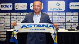 Григорчук про майбутні матчі Астани в Лізі чемпіонів: Я чекав цього все життя