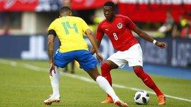 Австрия – Бразилия – 0:3 – видео голов и обзор матча