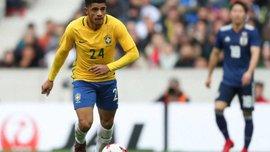 Тайсон сыграл 8-й матч за сборную Бразилии