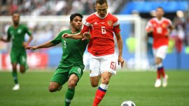 Росія – Саудівська Аравія – 5:0 – відео голів