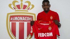 Монако подписал 16-летнего полузащитника Андерлехта Матазо