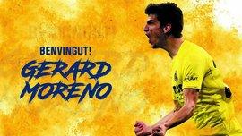Вильярреал объявил о подписании Жерара Морено