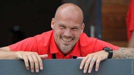 Юнгберг очолив молодіжну команду Арсенала