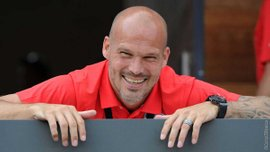 Юнгберг возглавил молодежную команду Арсенала