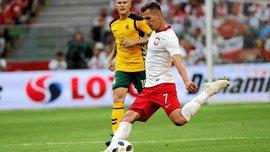 Польша – Литва – 4:0 – видео голов и обзор матча