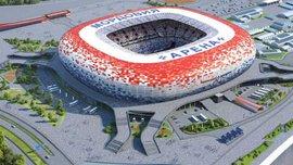 ЧМ-2018: в Саранске бюджетников заставили мыть стадион