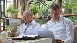 Гоменюк прокомментировал назначение на пост главного тренера Вереса