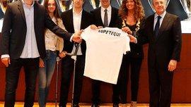 Лопетегі у сльозах на презентації в Реалі: Вчора був найсумніший день після смерті матері