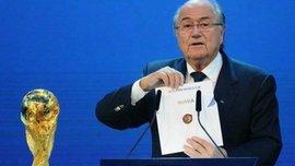 Блаттер вважає, що Росія буде ідеальною країною, яка організовує чемпіонат світу