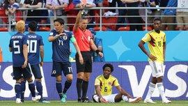 Колумбия – Япония – 1:2 – видео голов и обзор матча