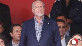 Президент Наполі підтвердив інформацію про трансфери Руїса і Лайнера