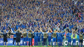 Аргентина – Ісландія: фанати ісландців у Москві провели репетицію свого знаменитого кличу