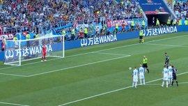 Аргентина – Ісландія: Мессі не зумів реалізувати пенальті