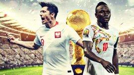 Польша – Сенегал: анонс матча ЧМ-2018