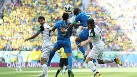Бразилія – Коста-Ріка – 2:0 – відео голів та огляд матчу
