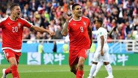 Сербія – Швейцарія – 1:2 – відео голів та огляд матчу