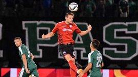 Віталій Вернидуб став гравцем Зорі