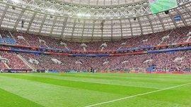 ЧС-2018: український фанат отримав покарання за появу на полі під час матчу-відкриття