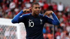 ЧМ-2018: Мбаппе стал самым молодым автором гола за сборную Франции в истории ЧМ и ЧЕ