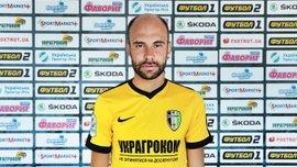 Олександрія підписала контракт з Микицеєм, який раніше був дискваліфікований за допінг