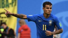 Бразилия – Коста-Рика: Филиппе Коутиньо – лучший игрок матча