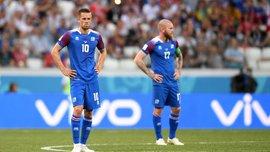 ЧС-2018: Сігурдссон не забив пенальті Нігерії та встановив цікаве антидосягнення