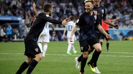 ЧМ-2018: Ракитич, Манджукич и еще 3 хорвата не сыграют против Исландии