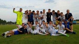 Динамо U-16 победило Шахтер и стало чемпионом Украины – видео голов и обзор матча