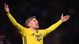 Форсберг: Швеция может выбить Германию с ЧМ-2018