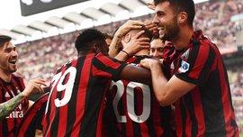 Милан, скорее всего, будет исключен из Лиги Европы 2018/19 и получит штраф от УЕФА