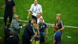 Германия – Швеция: после матча едва не вспыхнула драка из-за неоднозначного празднования немцев