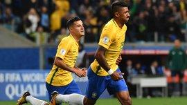 Сербия – Бразилия – 0:2 – видео голов и обзор матча