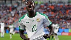 ЧС-2018: сенегалець Ваге став наймолодшим автором гола серед африканців на чемпіонатах світу