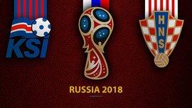 Исландия – Хорватия: прогноз на матч чемпионата мира-2018