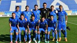 Евро-2018 U-19: Лунин и еще 22 игрока попали в список сборной Украины