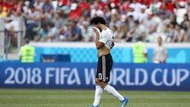 Салах решил не покидать сборную Египта