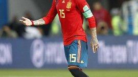 Рамос: Россия? Сборная Испании может навязать сопернику свою игру