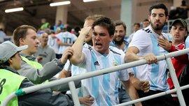 ЧМ-2018: Аргентина получила наказание за поведение фанатов
